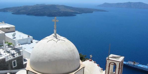Viaje para grupos a atenas + islas griegas (santorini) 7d/6n