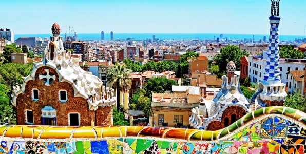 Viaje para institutos a barcelona + port aventura 4d/3n
