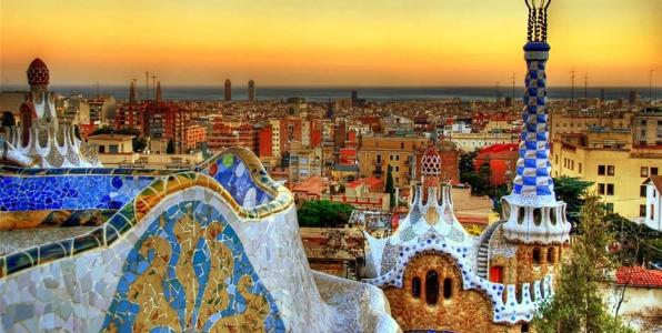 Viaje para Institutos a barcelona + port aventura 5d/4n