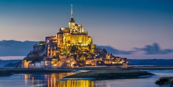 Viaje para grupos a bretaña francesa + futuroscope