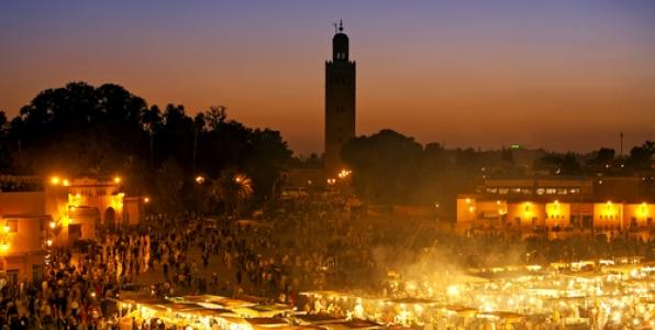 Viaje para grupos a marrakech (con excursiones opcionales)