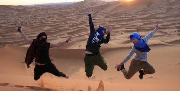 Viaje para grupos a marrakech + desierto sahara